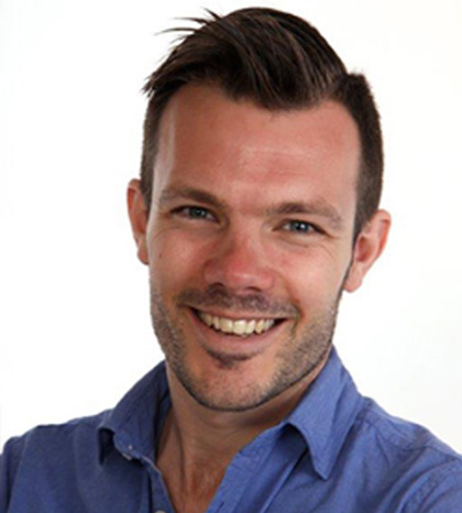 Laurens Timmer - FysioDomstad, fysiotherapiepraktijk Utrecht centrum